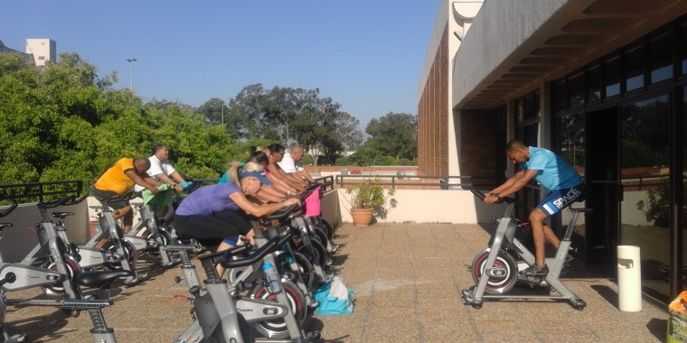 Bellville, Outdoor Cycling, 12 Feb