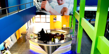 Welcome to Zone Fitness Bellville
