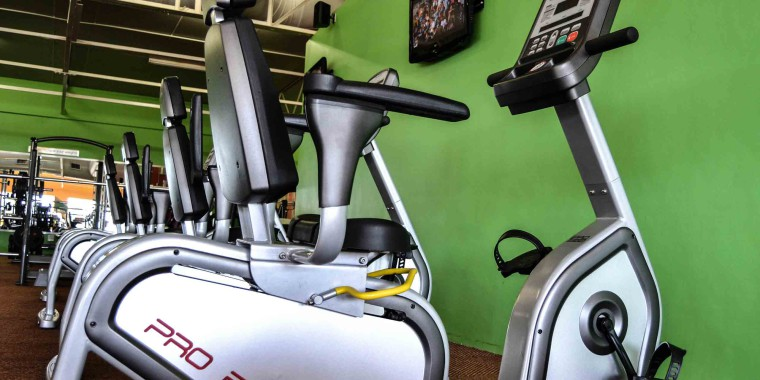 Indoor cycling at Zone Durbanville