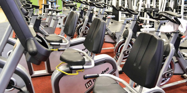 Indoor cycling at Zone Rondebosch