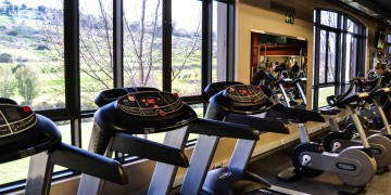 The treadmill area at Zone Fitness Willowbridge
