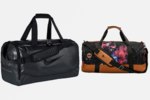 82a6eda6e5 Gear: Gym bags: Keep your clothes safe I Zone Fitness