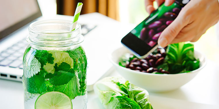 Zone Fitness How to Detox with Technology